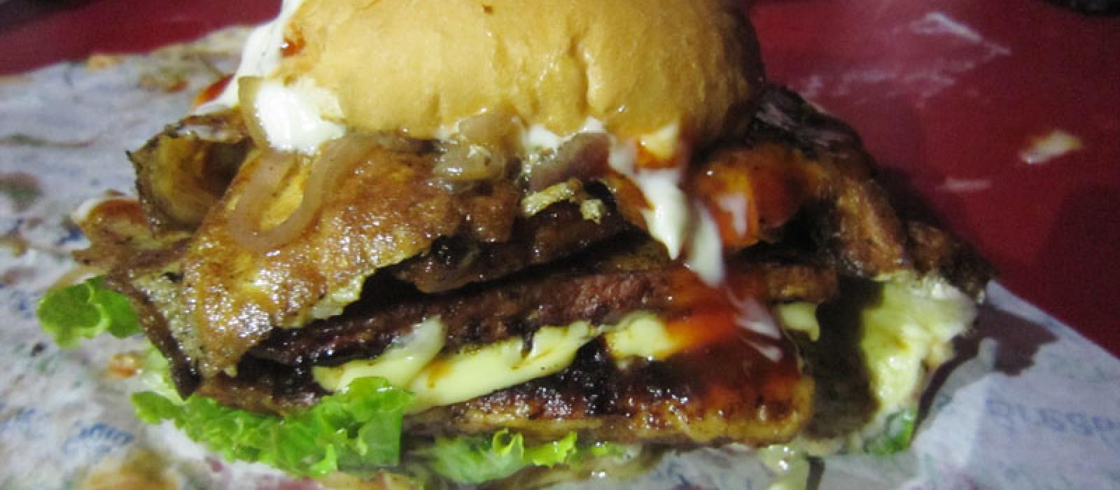 Burger Bobby Simpang 3 @ Taman Lembah Keramat