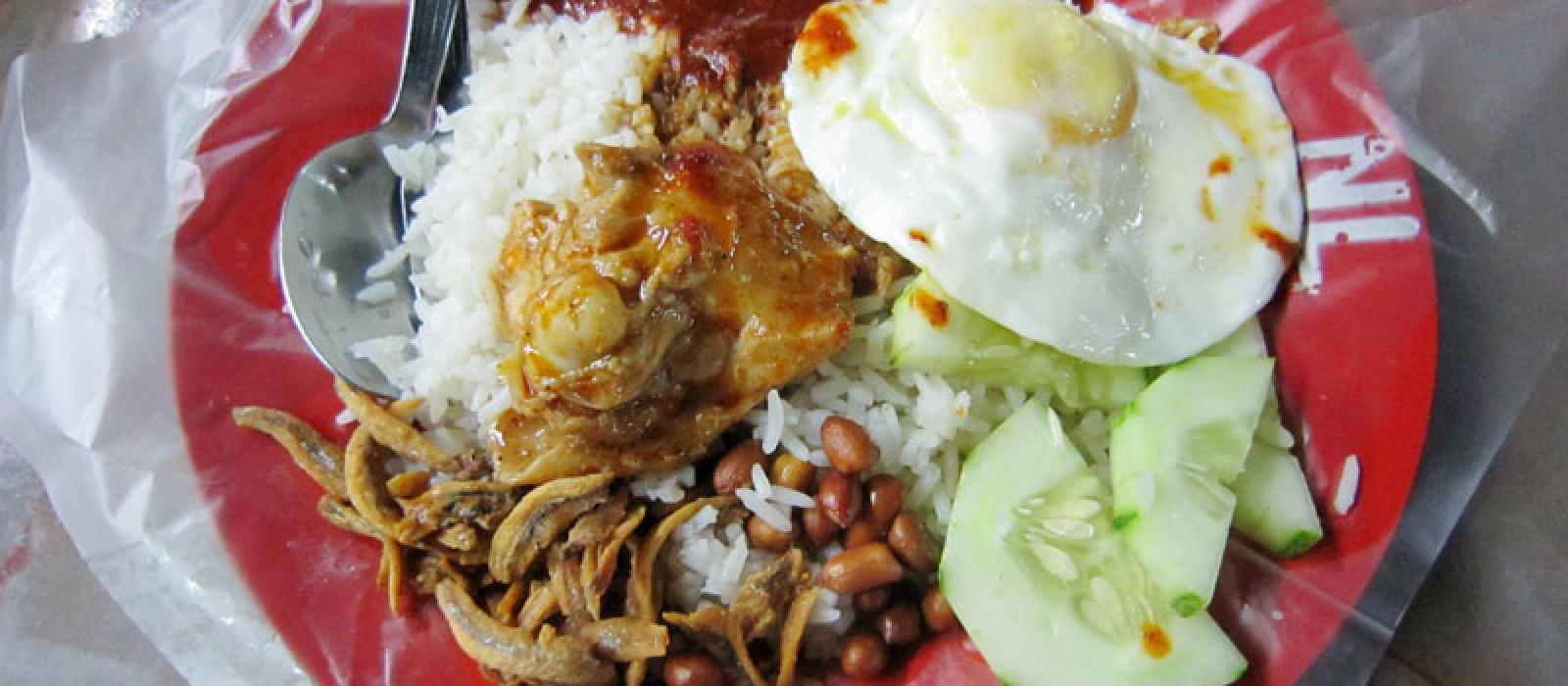 Nasi Lemak & Ais Kacang, Kepong Wai Sek Kai