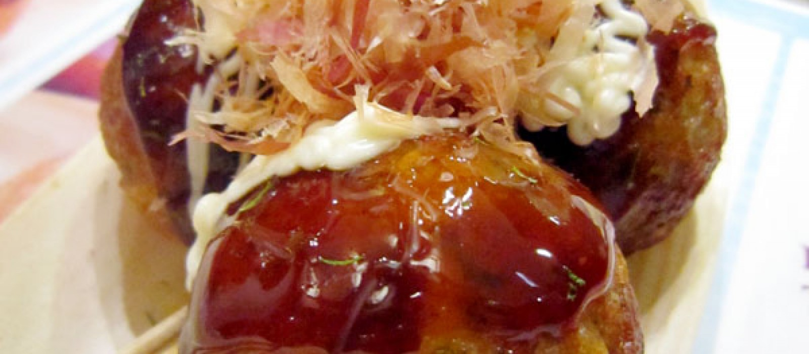 Gindaco Takoyaki at ION Orchard