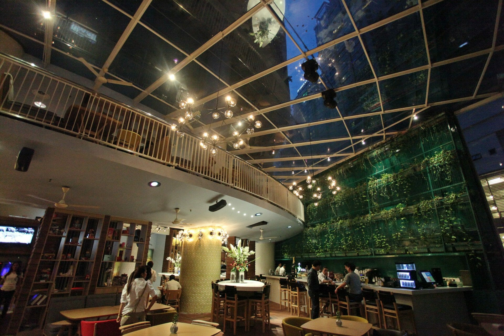 Tujo at Ascott Kuala Lumpur: Restaurant Review - EatDrink