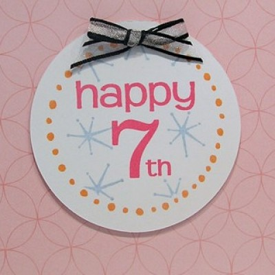 7 Years of Blogging
