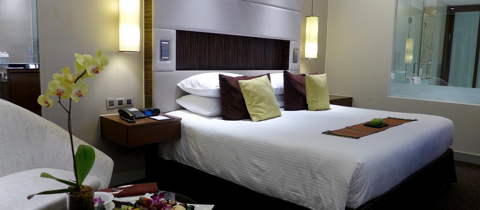 Hotel Review: Parkroyal Kuala Lumpur
