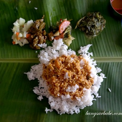 Restoran Anuja, Pudu