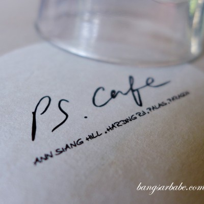 PS.Cafe, Ann Siang Hill