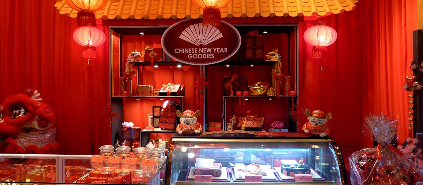Chinese New Year Set Menu at Lai Po Heen, Mandarin Oriental Kuala Lumpur