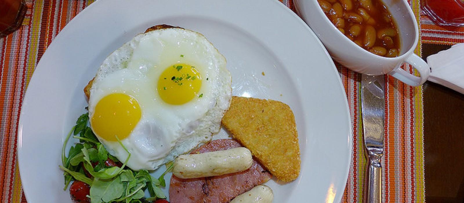 Breakfast at Casa del Rio Melaka