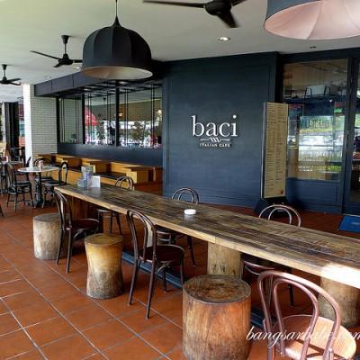 Baci Italian Cafe, Citta Mall
