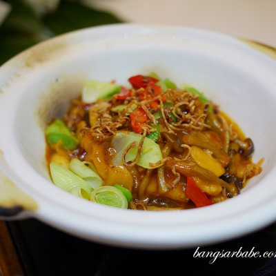 Claypot Temptations at Lai Po Heen, Mandarin Oriental Kuala Lumpur