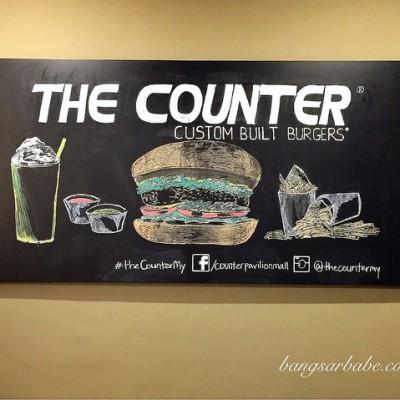 The Counter Burger, Pavilion Kuala Lumpur