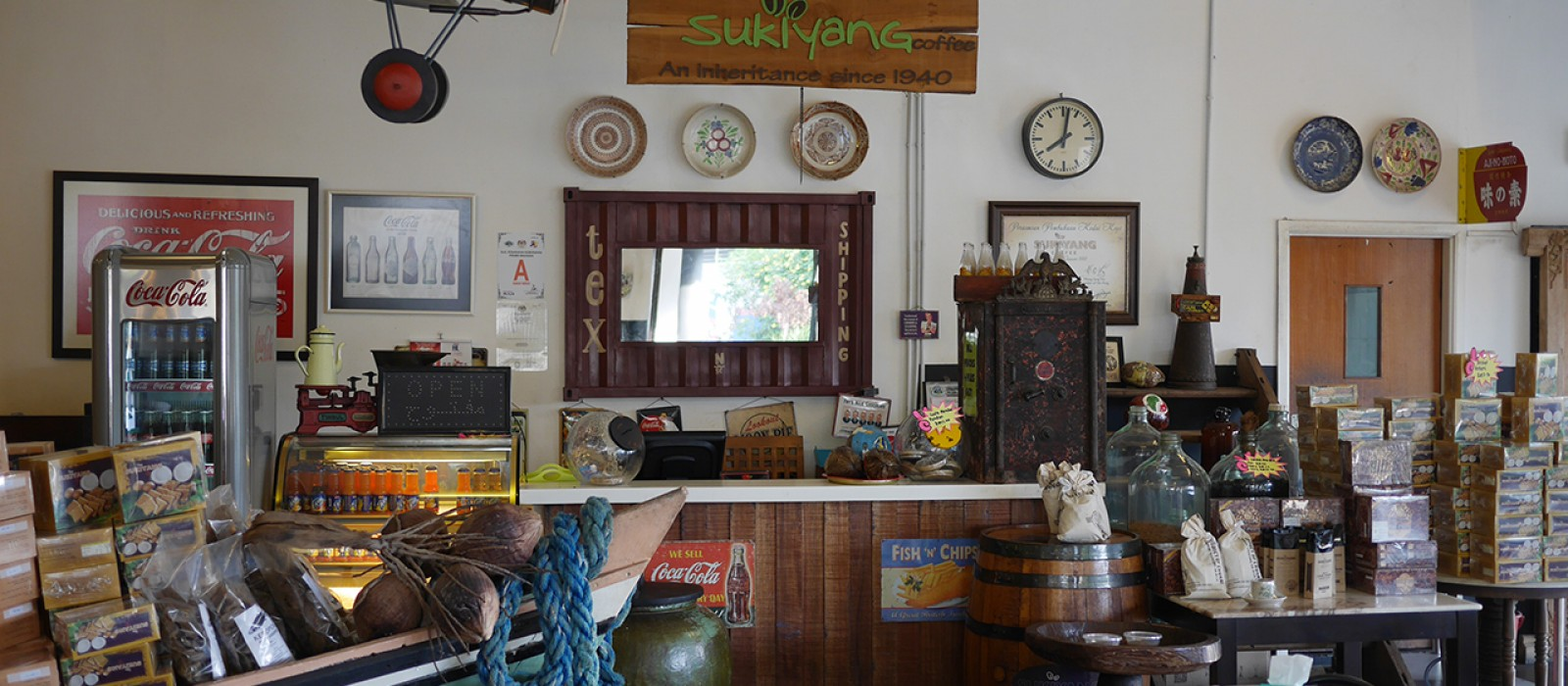 Sukiyang Coffee by Hai Peng, Kemaman