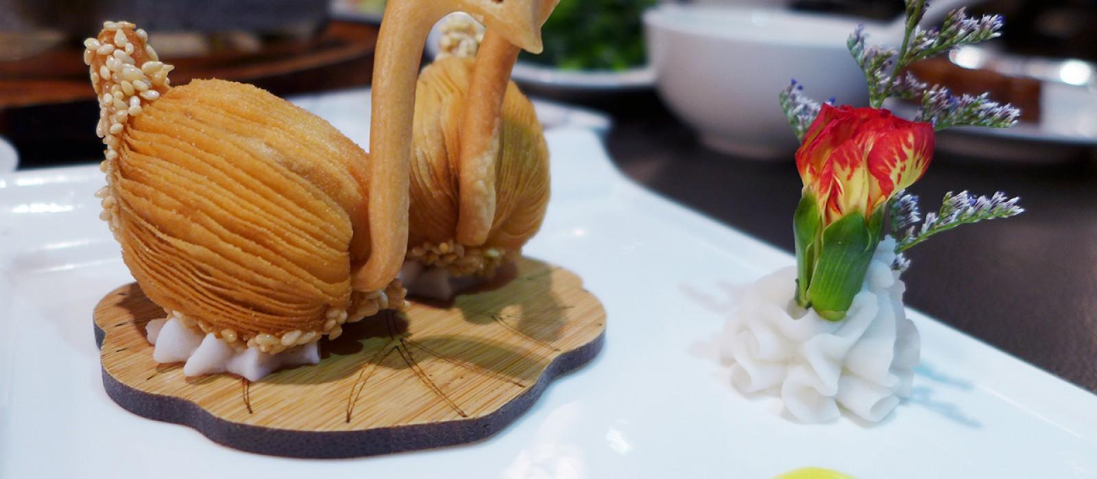 Jiang by Chef Fei, Mandarin Oriental Guangzhou