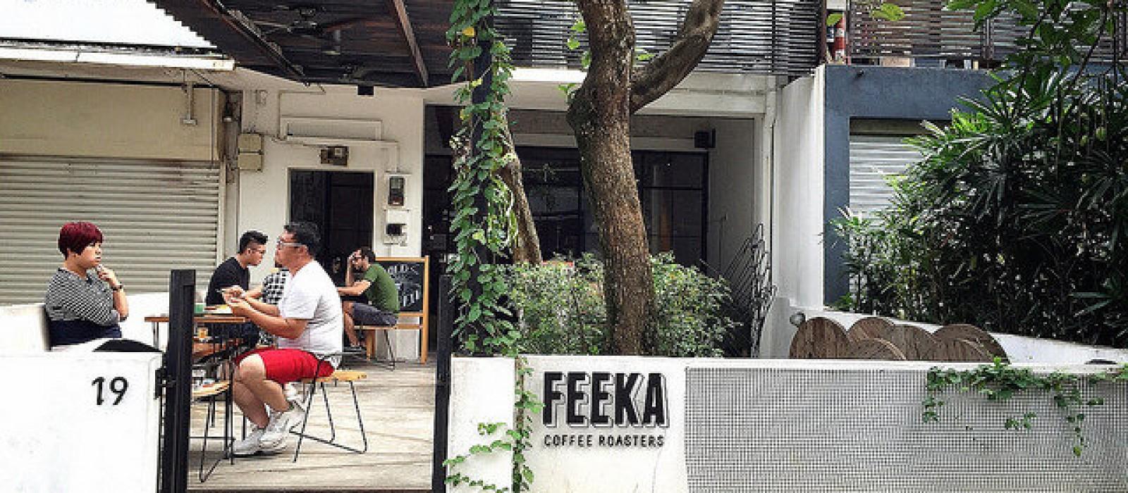 Feeka, Jalan Mesui Kuala Lumpur