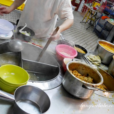Restoran Ah Loy, OUG