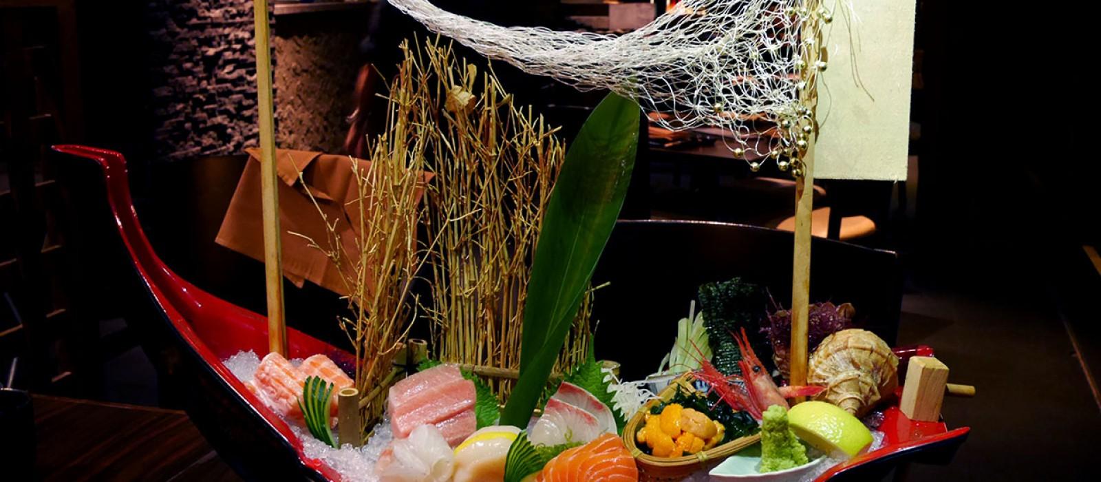 Chef Special Menu at Kuriya, Bangsar Shopping Centre