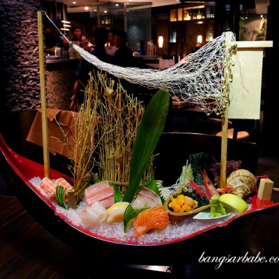 Chef Special Menu at Kuriya, Bangsar Shopping Centre