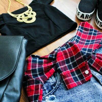 Fashion How-To: Plaid Please – Women