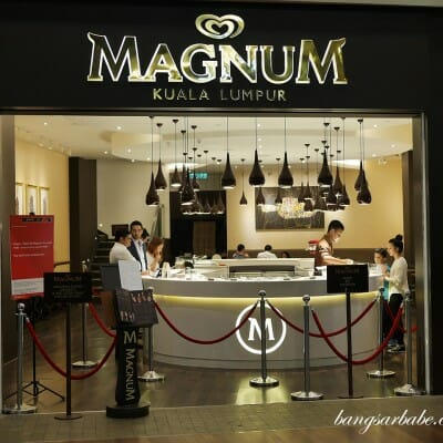 Magnum Cafe, Mid Valley Megamall