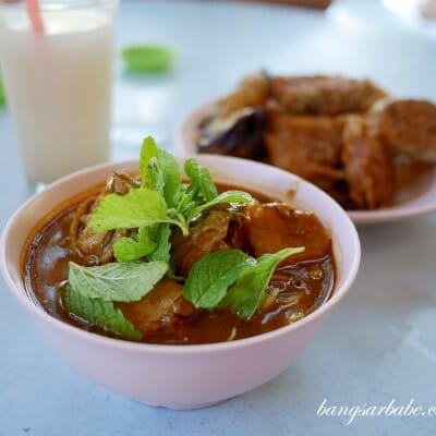 Foo Kwai Curry Mee, Ipoh