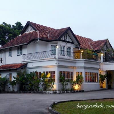Indulgence Restaurant, Ipoh