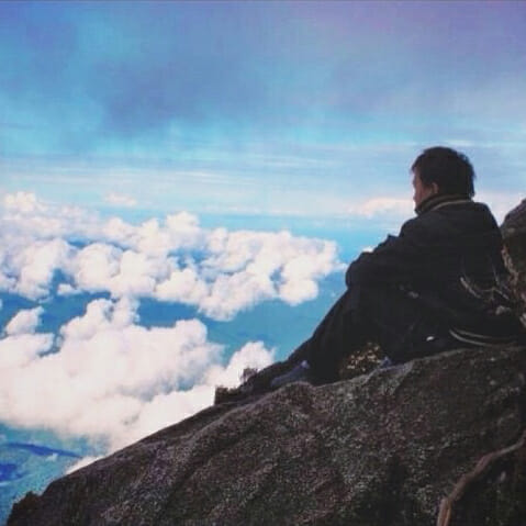 16-2 Mount Kinabalu Sabah