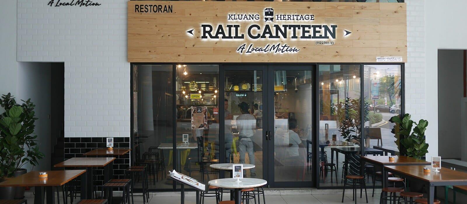 Rail Canteen, Kota Damansara