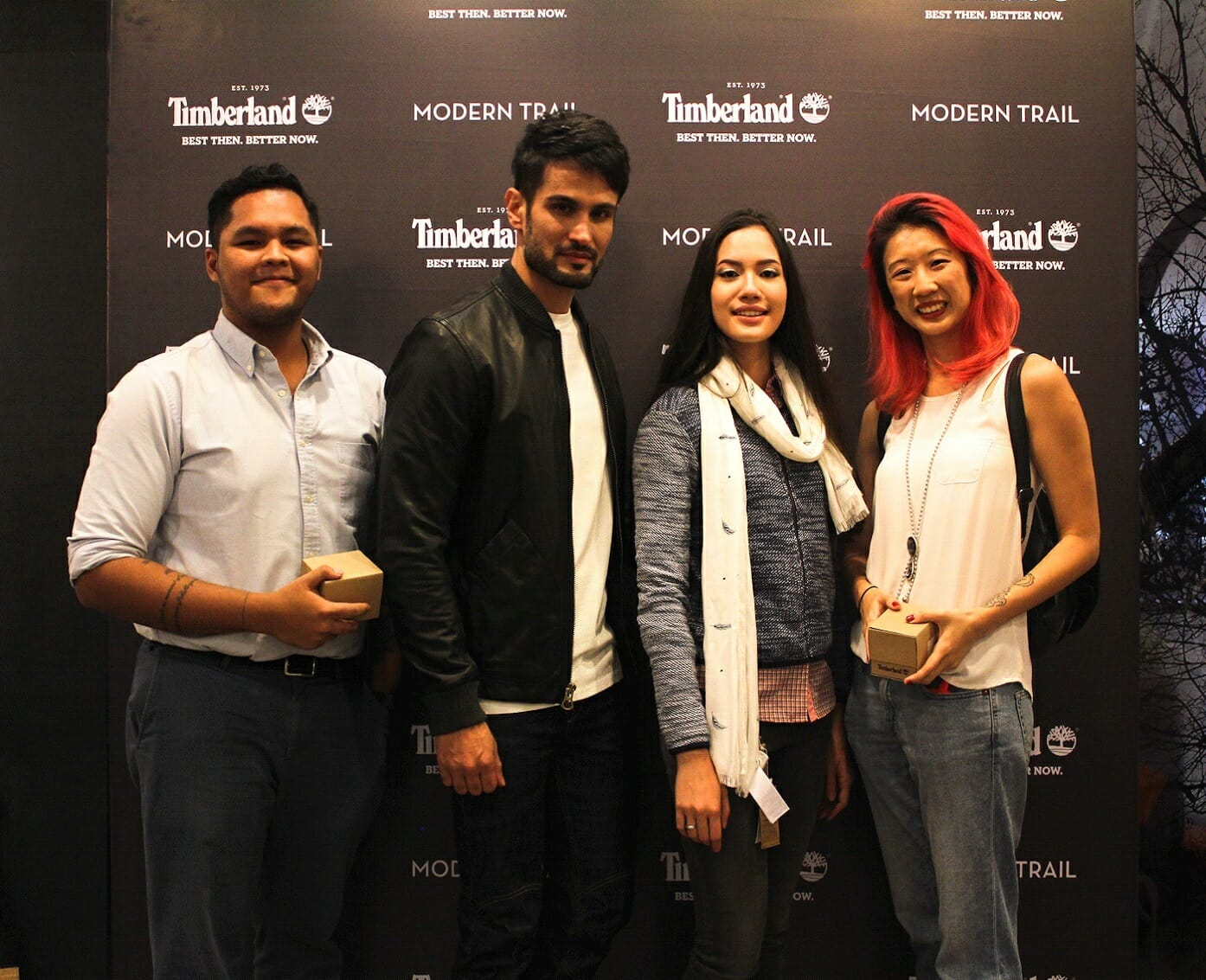Thank you Timberland for having me!