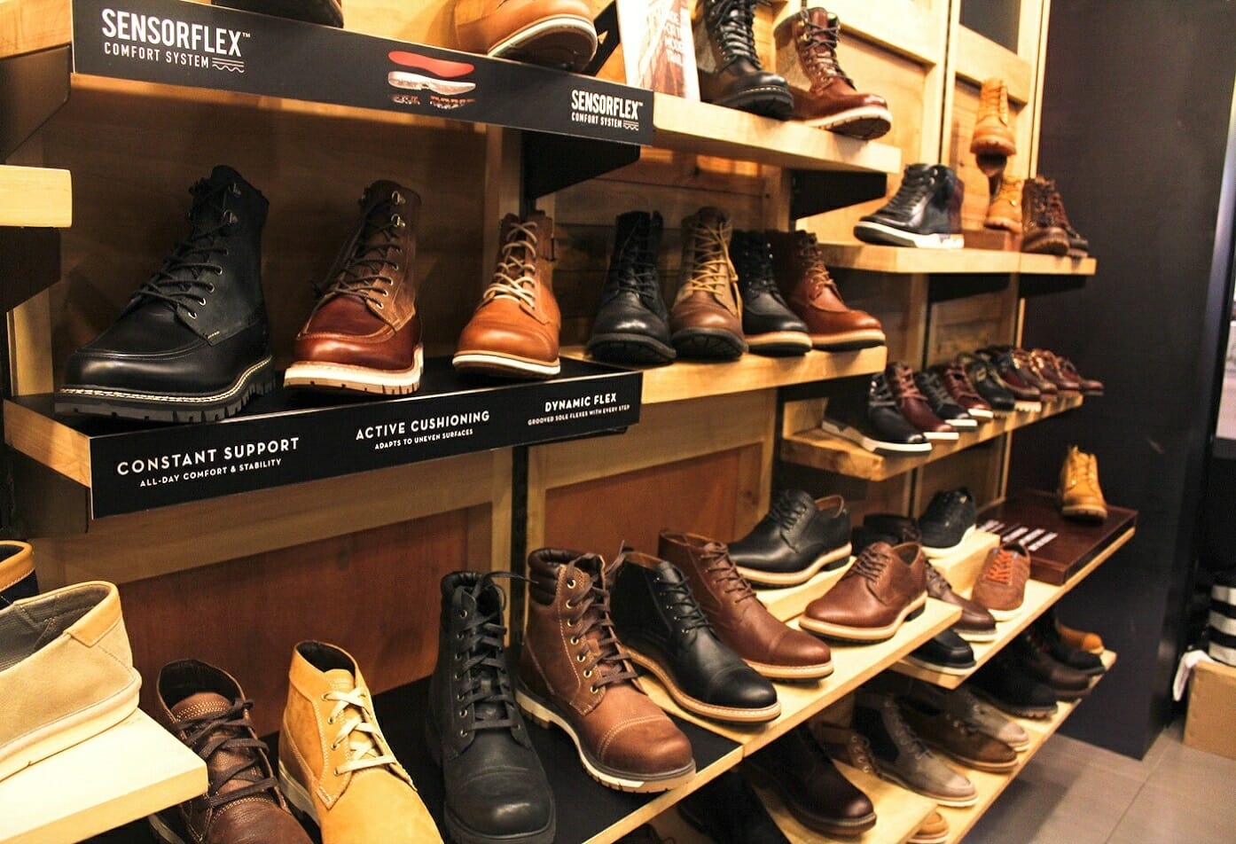 Take your pick from a selection of amazing shoes!