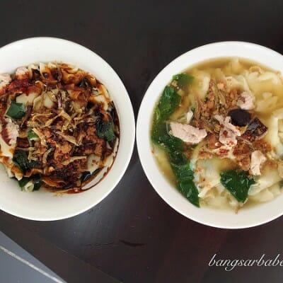 Lian Heng Pan Mee, Subang Jaya