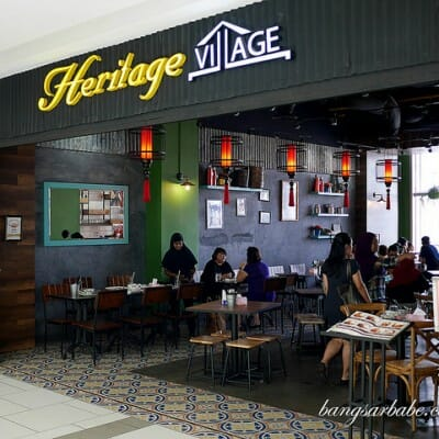 Heritage Village, Jaya Shopping Centre
