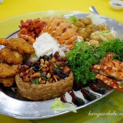 Hiong Kong Restaurant, Pudu Plaza