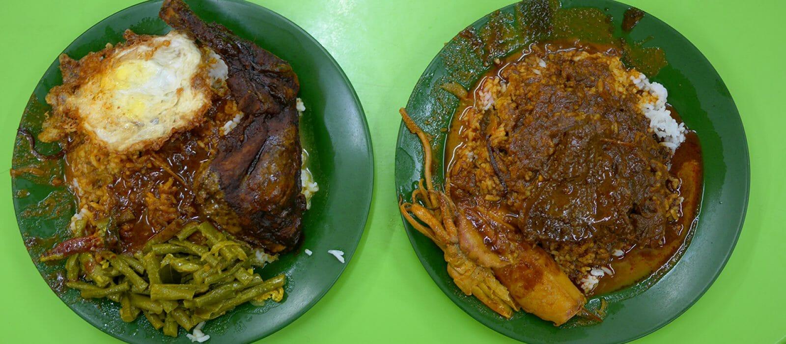 Deen Nasi Kandar, Jelutong