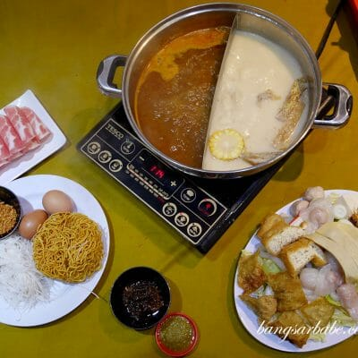BeBeHo Steamboat, Old Klang Road