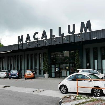 Macallum Connoisseurs, Penang