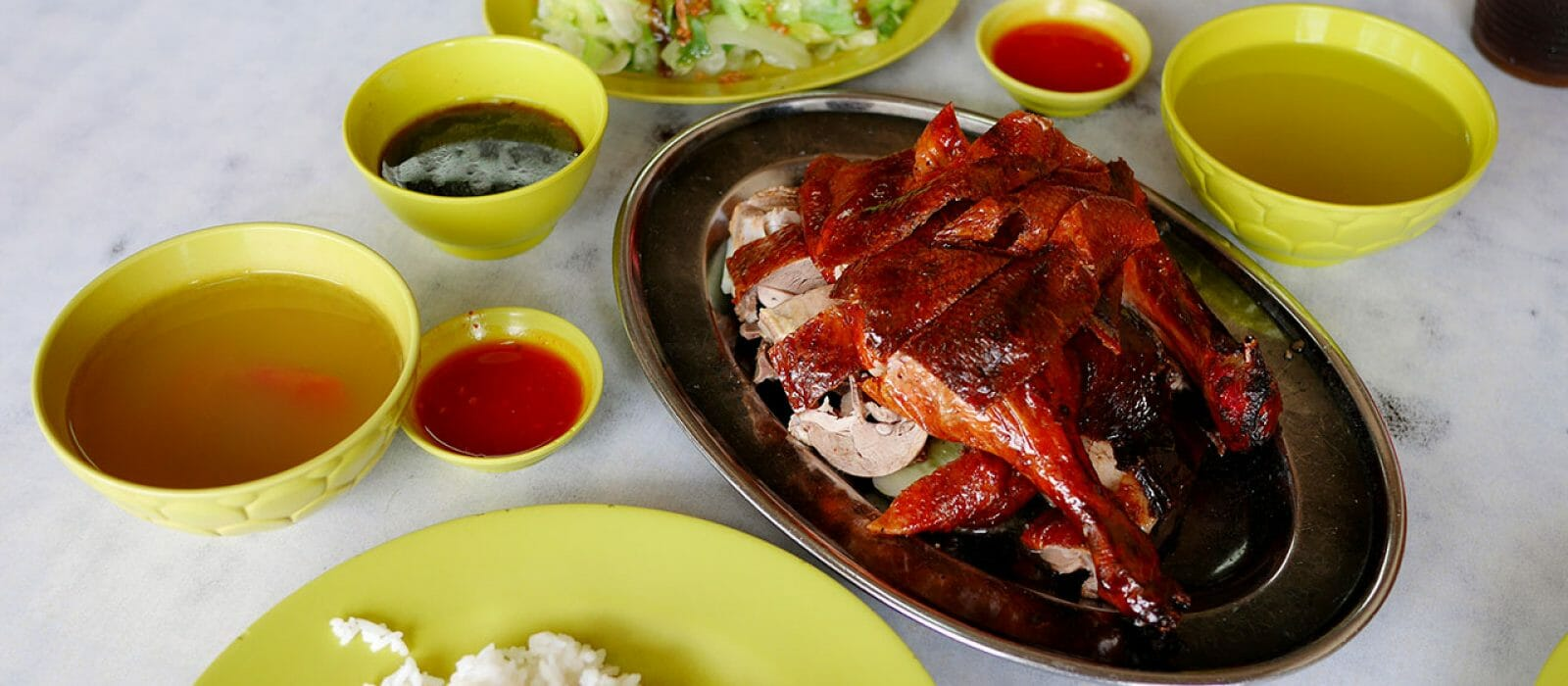 Sunrise Roast Duck, Petaling Jaya