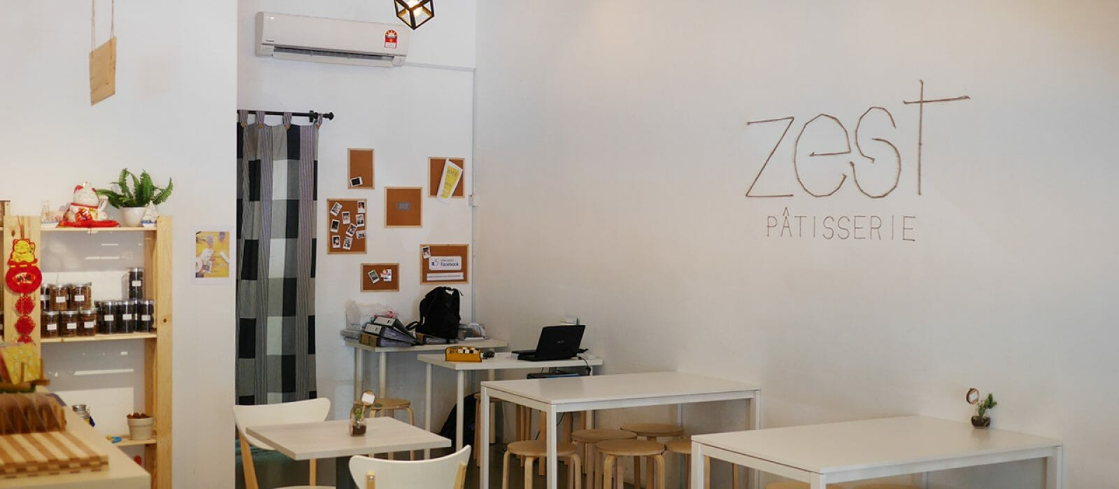 Zest Patisserie, Connaught Avenue, Cheras