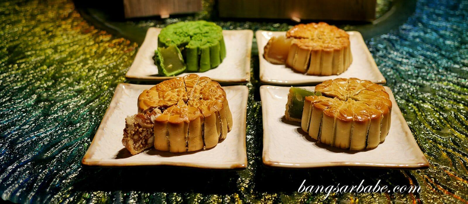 BLOOM Mooncakes at The Westin Kuala Lumpur