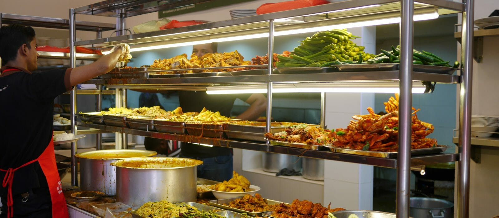 Line Clear Nasi Kandar, Kampung Baru