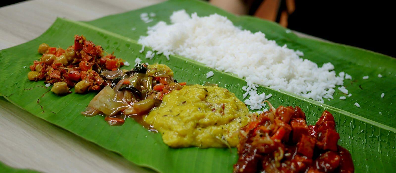 Bala's Banana Leaf, Bangsar