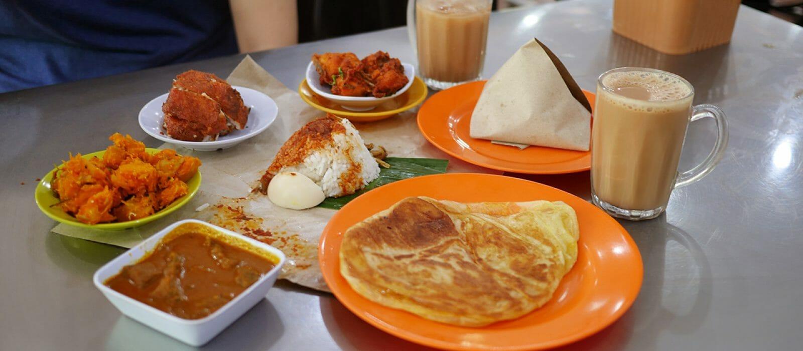 IV Restaurant, Pandamaran Klang