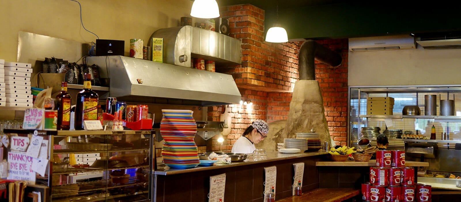 Michelangelo's Pizzeria, Ipoh