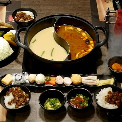 Chunciou Hot Pot, Old Klang Road
