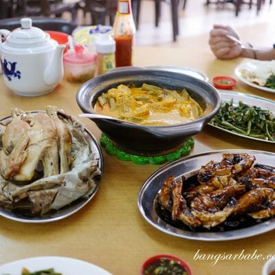 Ah Lye Curry Fish Head, Subang Jaya