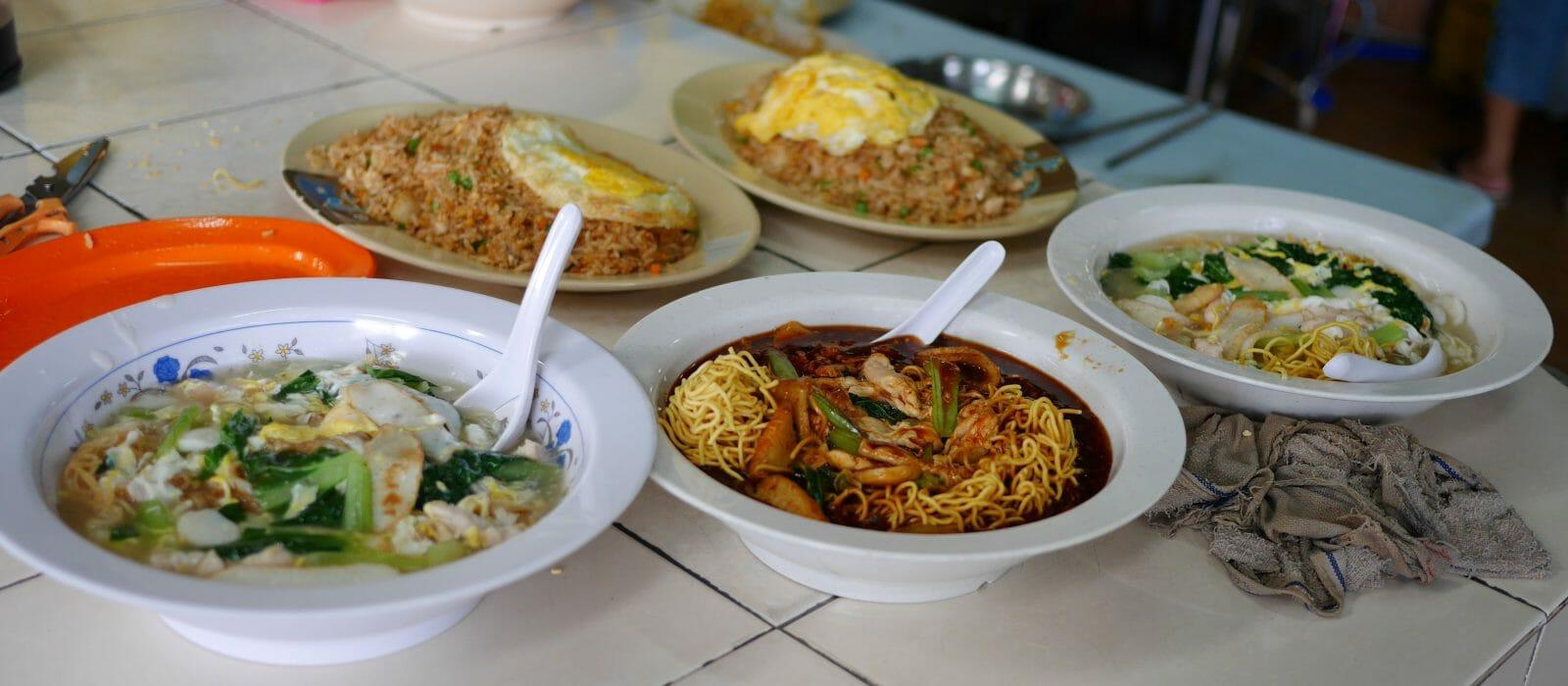'Sai Chow' at SS15 Wet Market