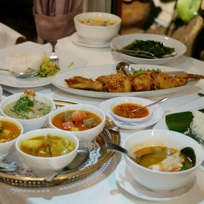 Thanying Restaurant, Bangkok