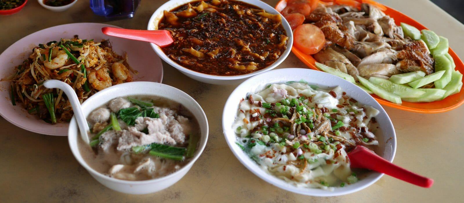 Kah Ping Pan Mee, Klang
