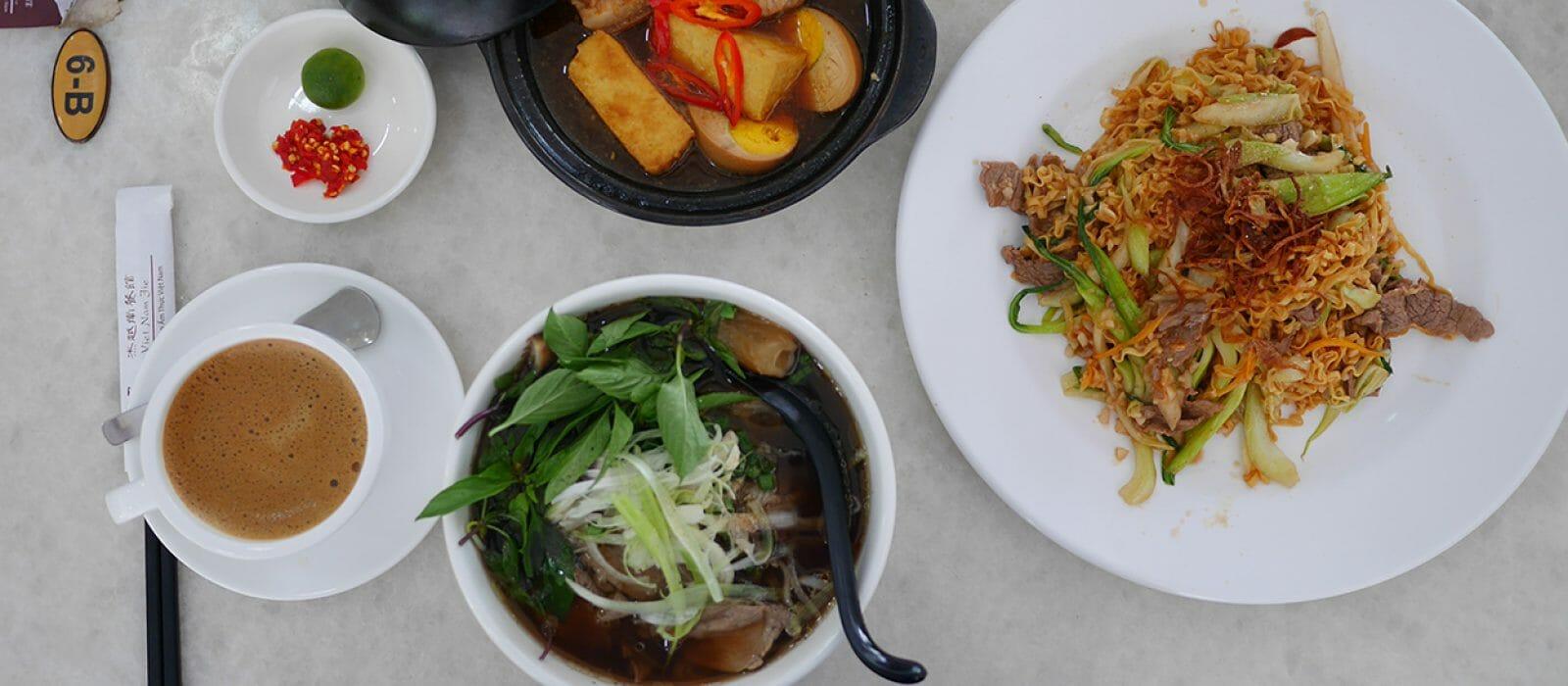 Vietnam Jie, Cheras