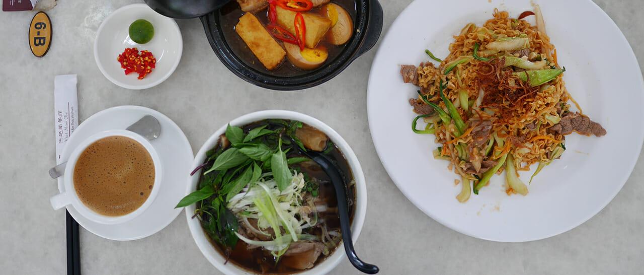 Vietnam Jie, Cheras - Bangsar Babe