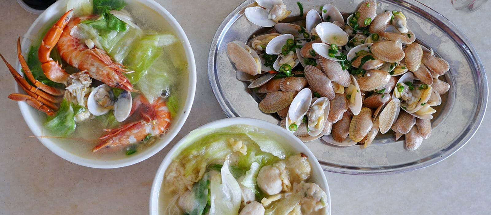 Hoong Wan Fish Noodles, Chemor