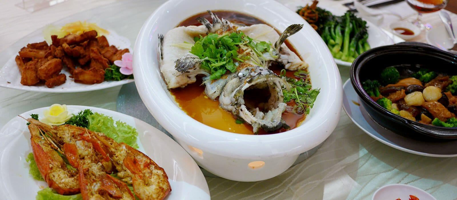 Sin Choi Wah, Bandar Menjalara