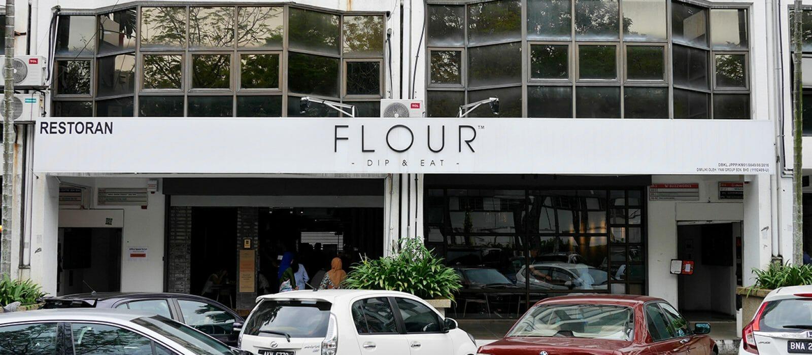 Flour, Bukit Damansara